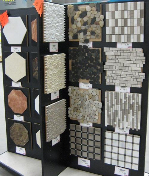 Плитка и мозаика из натурального камня. Памятка потребителя.