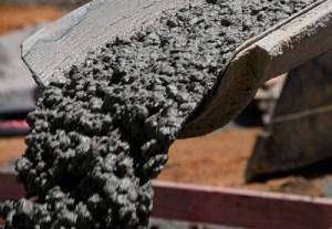 изготовить бетон для фундамента
