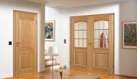 Стиль межкомнатных дверей