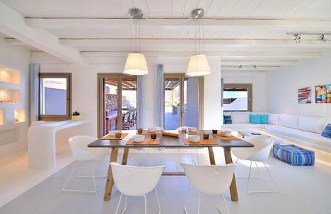 Средиземноморский стиль в интерьере. Фото