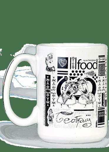 Coffee Mug Food