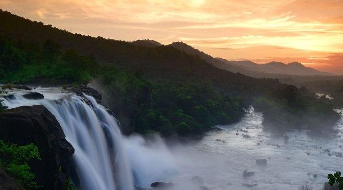 Kerala Waterfalls Athirapally