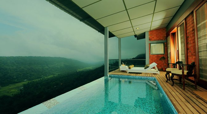 Pool Villa at Spice Tree Resort Munnar