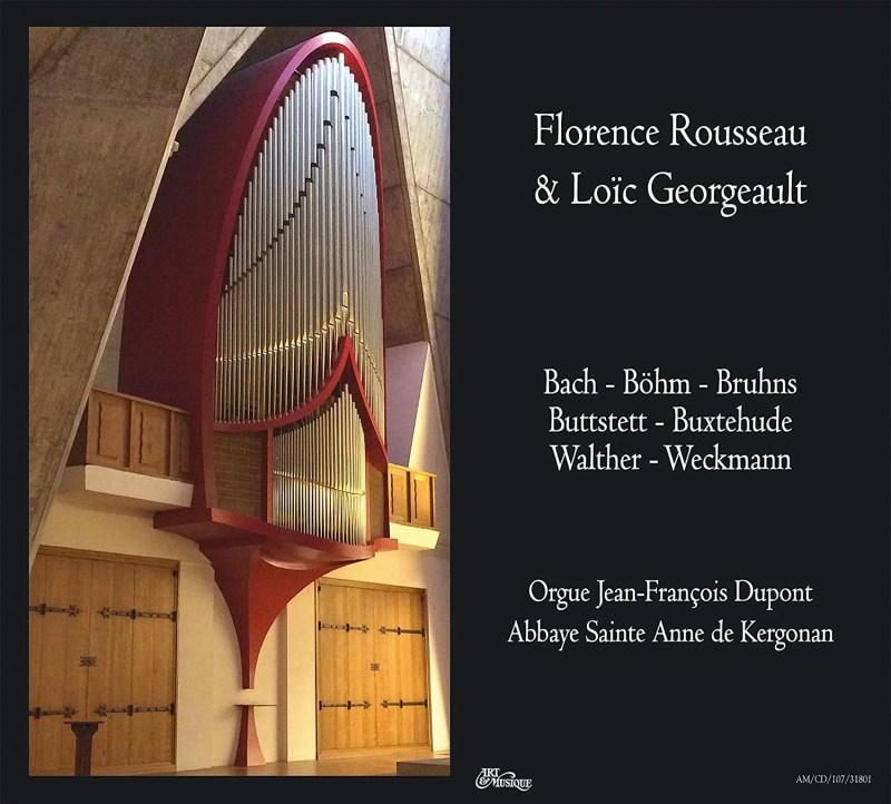 recto pochette CD nouvel orgue