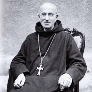 Dom Joseph Marsille premier Abbé de Kergonan