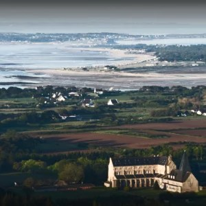 Nature et alentours abbaye sainte anne de Kergonan