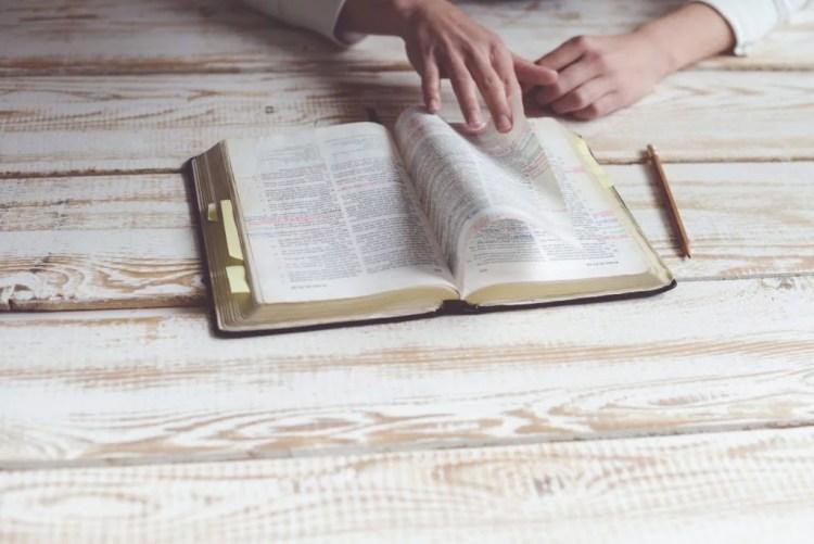 conférences écritures saintes