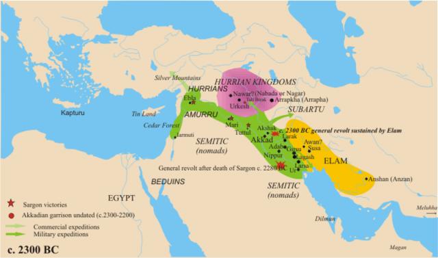 Hurriler - Anadoluda Yaşamış Bir Halk