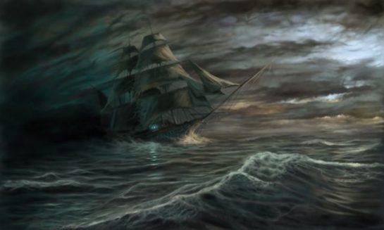 Mary Celeste - Hayalet Gemi