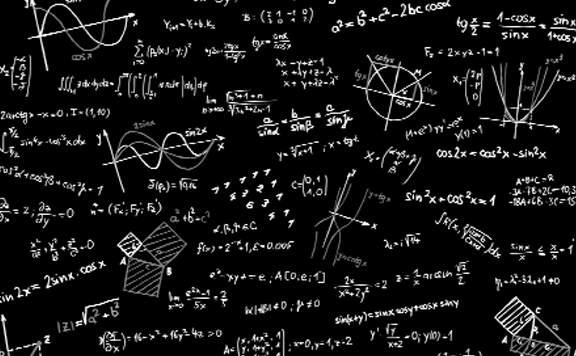 Matematikte Rakamlardaki Simetri