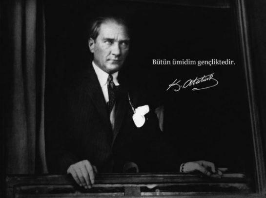 Atatürk'ün Zihnindeki Gençlik