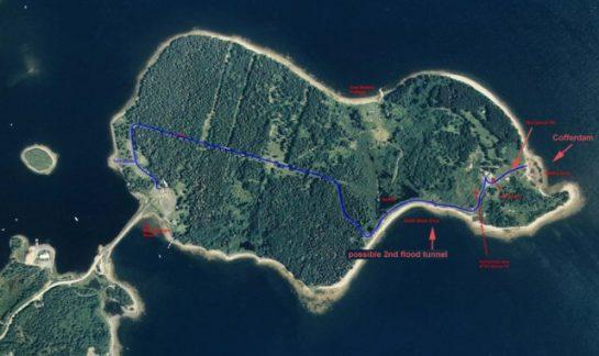 Esrarengiz Oak Adasındaki Define