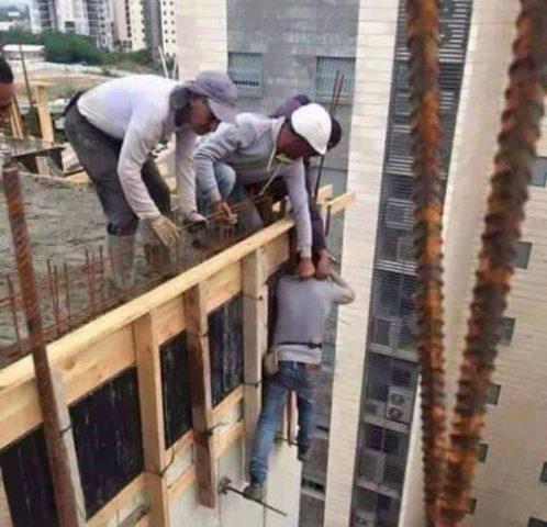 İş Güvenliği mi Dediniz? (36 Fotograf)