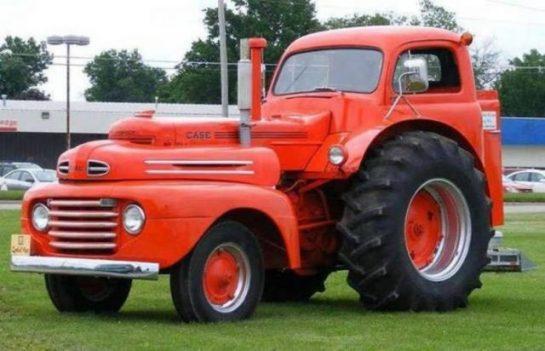 Bu Traktörün Güzelliğine Bakın