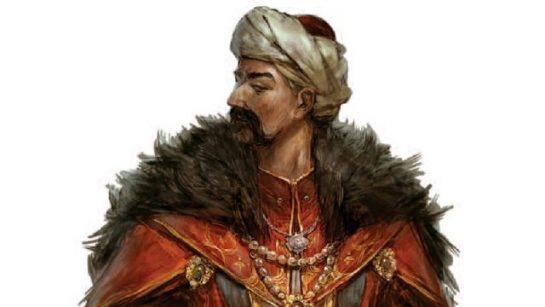 Yavuz Sultan Selim'in Tih (Sina) Çölünü Geçişi