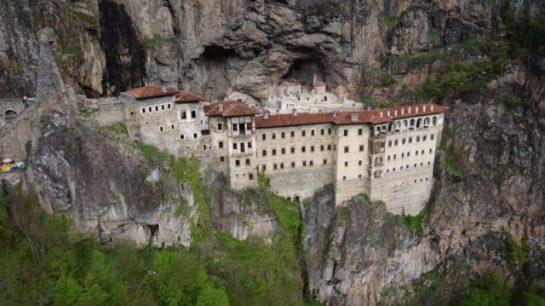 Sümela Manastırının Tarihçesi