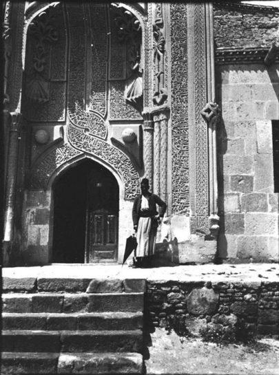 1905 Yılında Konya İnce Minare Medresesi Fotografları
