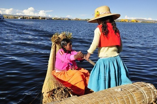Titikaka (Titicaca) Gölü Hakkında Bilgi