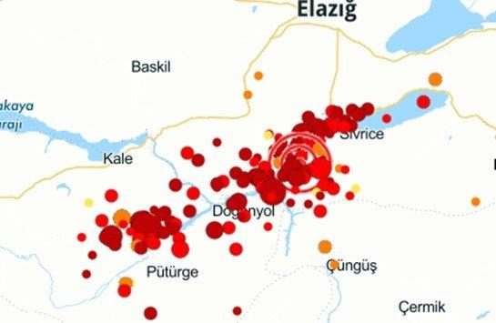 Elazığ-Malatya Depremi Şiiri - Kısıklı