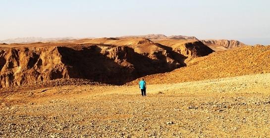 Tut Elimnen Gezeh Çölü -Kısıklı
