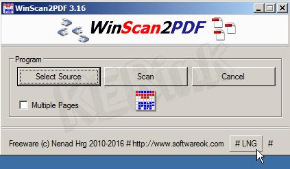 winscan2pdf_fenetre_choix_langue