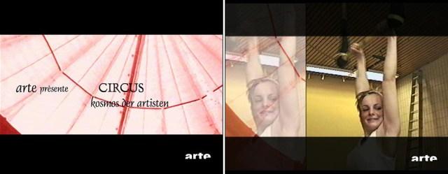 Circus – Kosmos der Artisten | Motion Design
