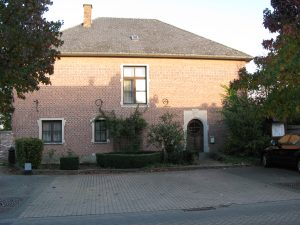 Pastorij Buken