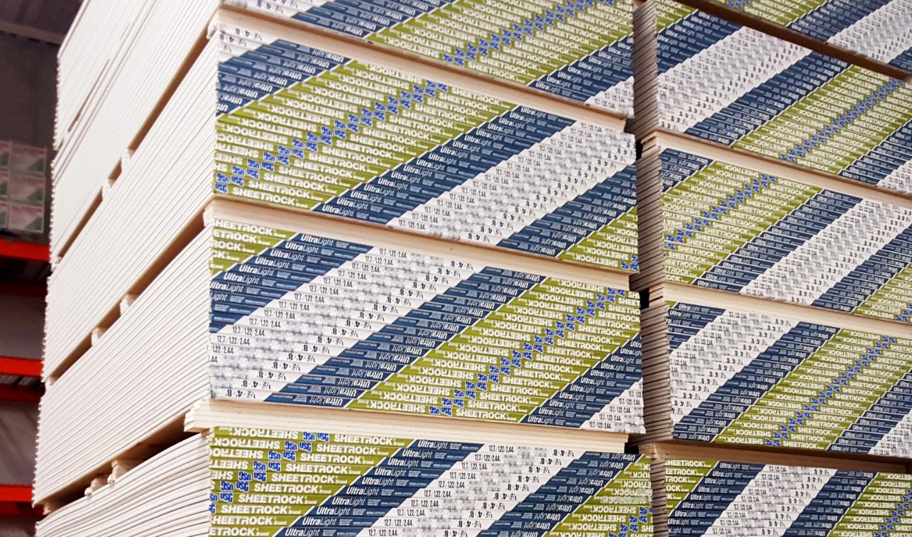 Gypsum Building Material : Usg gypsum kern building materials
