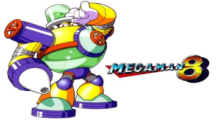 AQUA MAN( アクアマン ) robot master