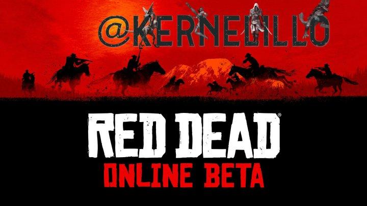 Red Dead Redemption 2 Beta Online