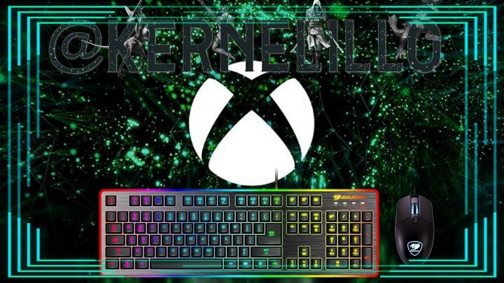 Soporte Mouse y Teclado Xbox One para la próxima semana