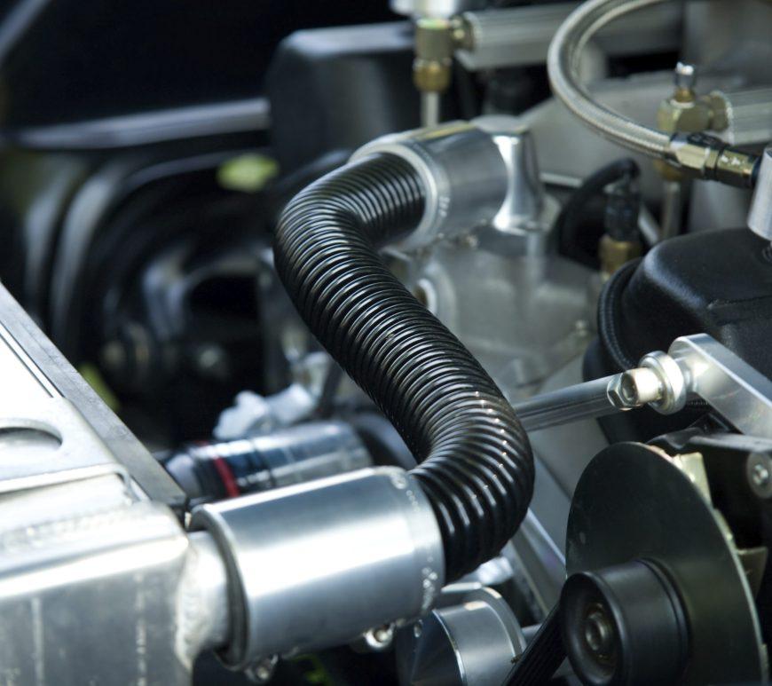 Broken Engine Belt Engine Hose Repair Kerns Auto