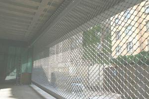 Folding grille 15 m width