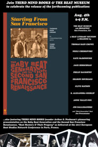 Starting from San Francisco: The Baby Beat Generation and the Second San Francisco Renaissance