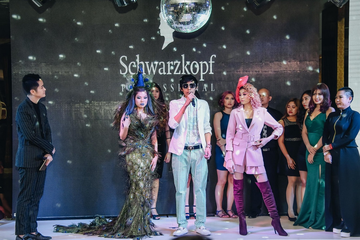 A night with Schwarzkopf 2019