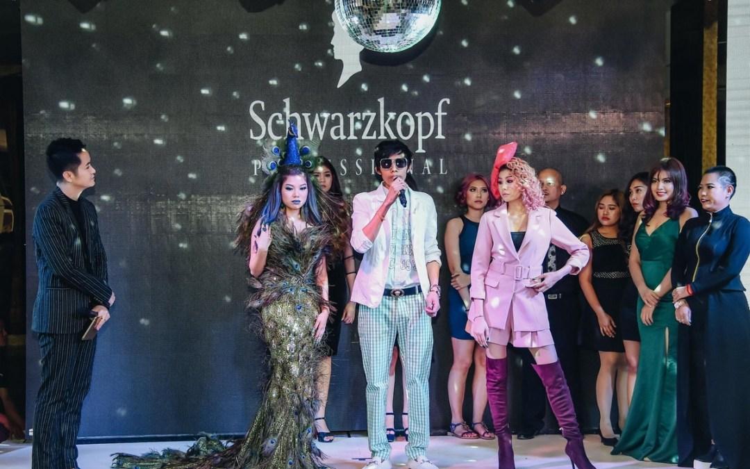 A night with Schwarzkopf 2019