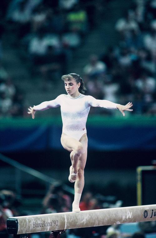 1996 Olympics Gallery Kerri Strug