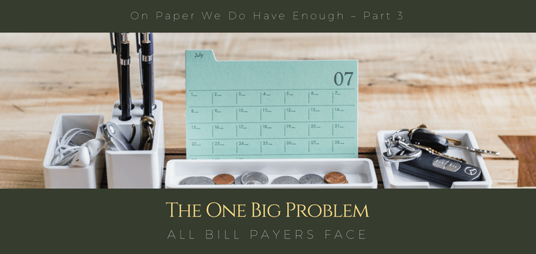 The One Big Problem All Bill Payers Face
