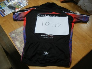 Drumm Cup Race Jersey and Number