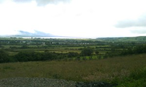 View of Tralee Bay from Bullock Hill