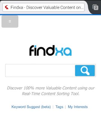findxa tool