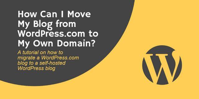 migrate wordpress tutorial