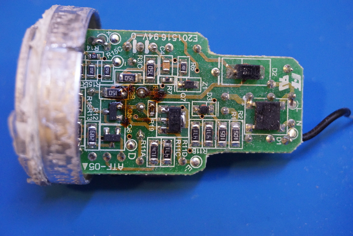 Kerry D Wong Blog Archive Teardown Of A Philips