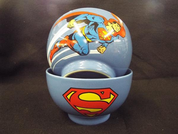 3 Superman Bowl at Kershaw's Garden Centre