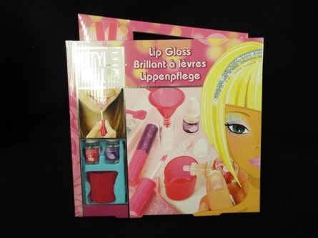 7 Style up Lip Gloss set at Kershaw's Garden Centre