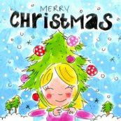 Merry Christmas kerstkaart