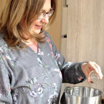 Kochen für die Kinderhaut