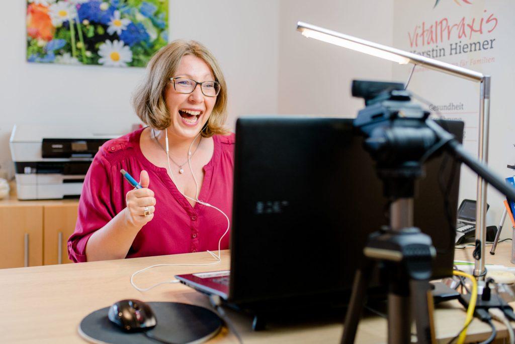 Kinderhautgesundheits-Expertin Kerstin Hiemer