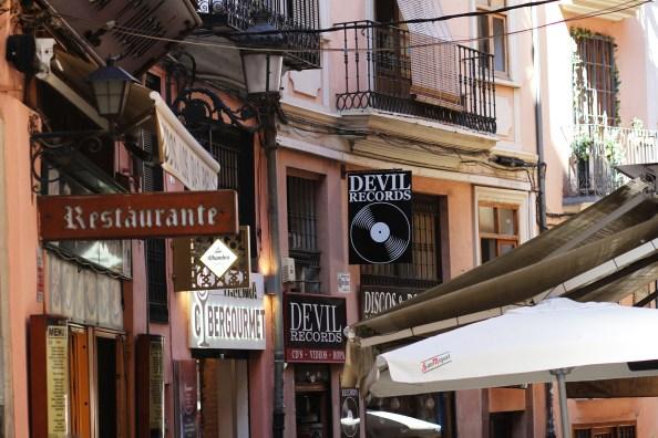 Valencia | Architekturfotografie | Streetfotografie