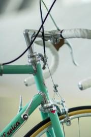 Bianchi Detail Lenker | Rennradfotografie